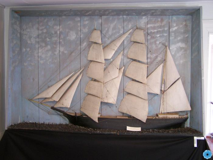 Model, Ship