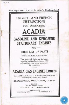 Catalogue, Sales
