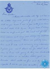 Letter; Envelope
