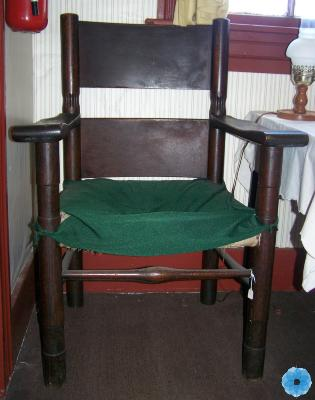 Chair, Captain's