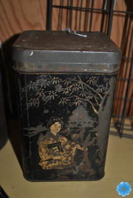 Canister, Food Storage