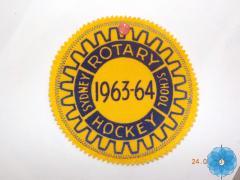 Badge, Hockey