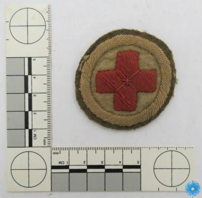 Patch, Military