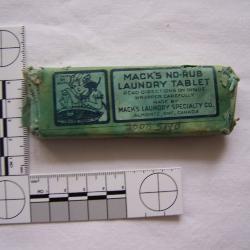 Soap, Laundry