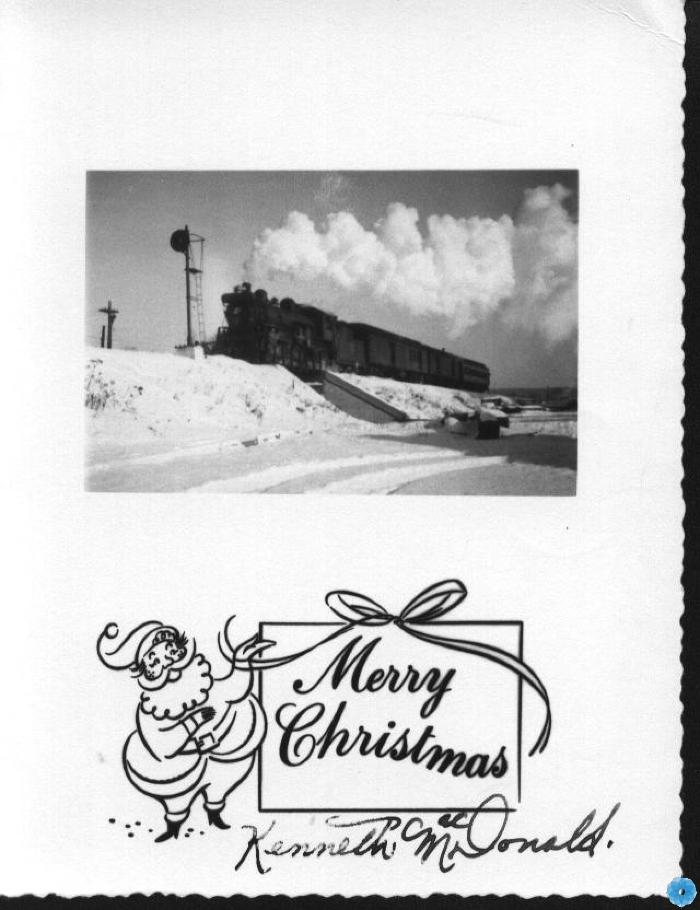 Card, Holiday