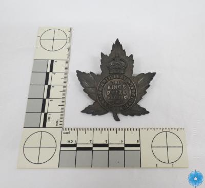 Badge, Cap