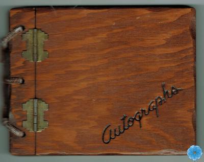 Album, Autograph