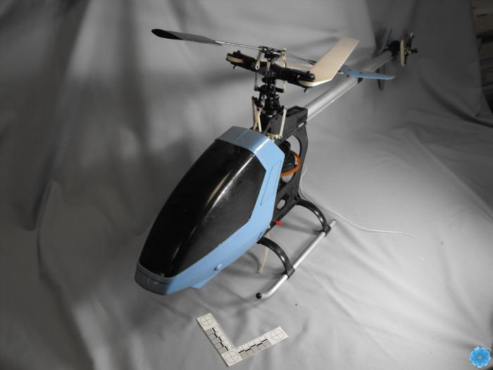 Model, Helicopter