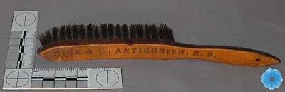 Brush, Hat