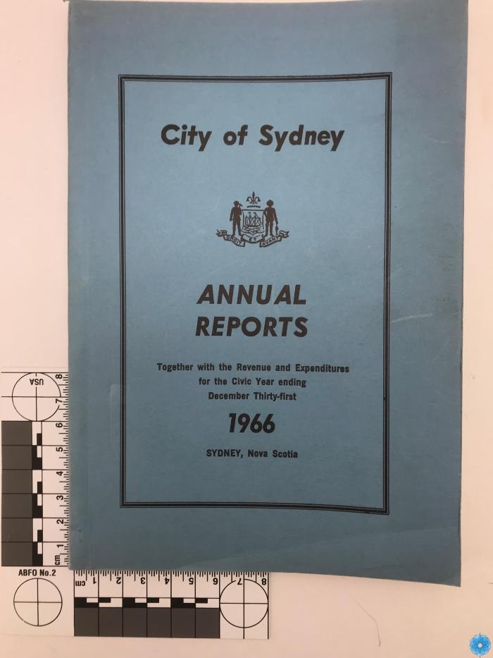 Report, Annual