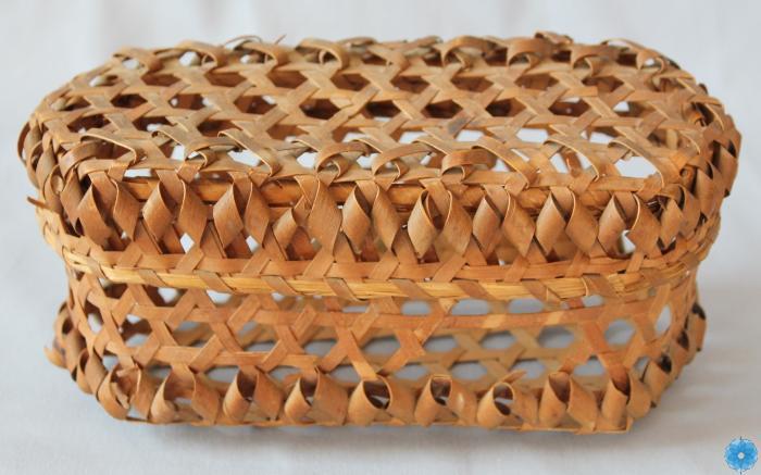 Basket, Needlework