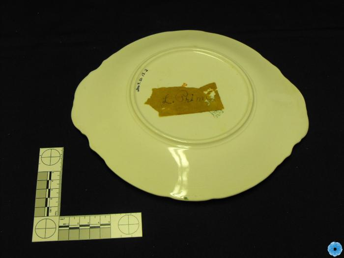 Plate, Serving