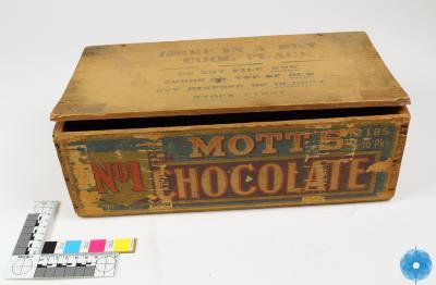 Box, Chocolate