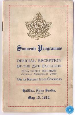 Programme, Souvenir