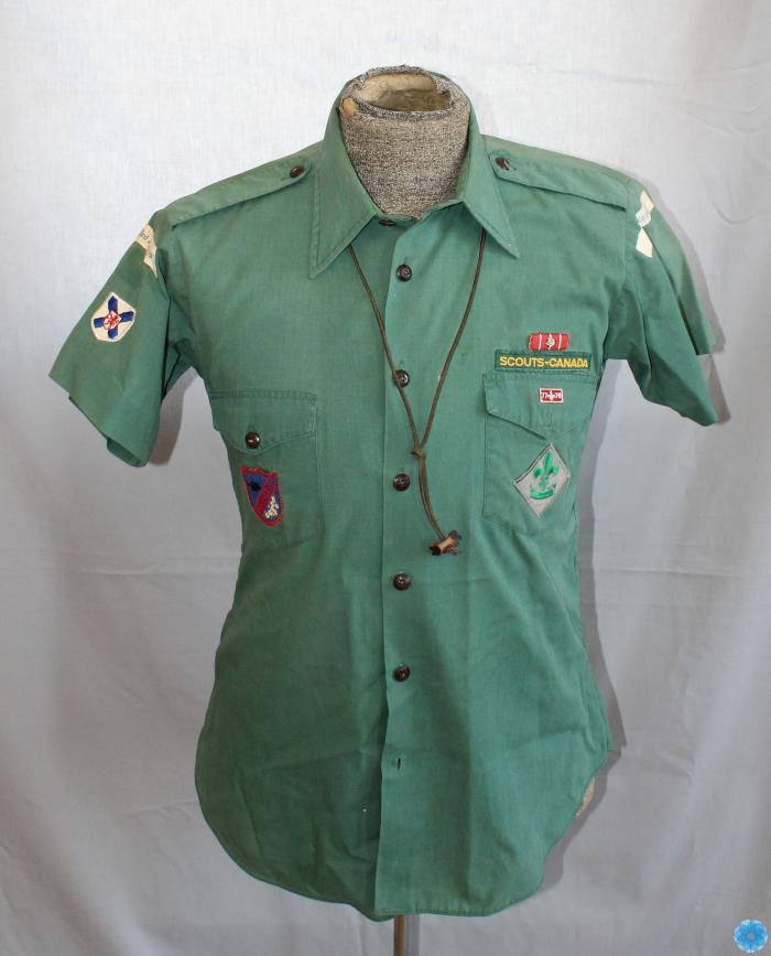 Uniform, Scout