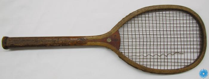 Racquet, Tennis