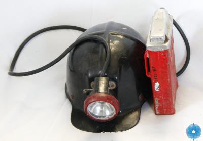 Helmet, Miner's