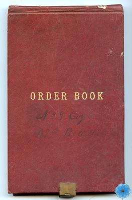 Book, Order