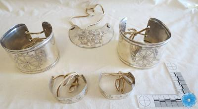 Adornments, Silver